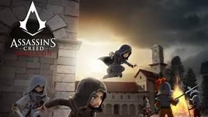 Assassin's Creed Rebellion llega a móviles