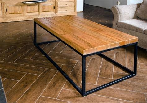 huche a cuisine table à café atelier meuble rustique