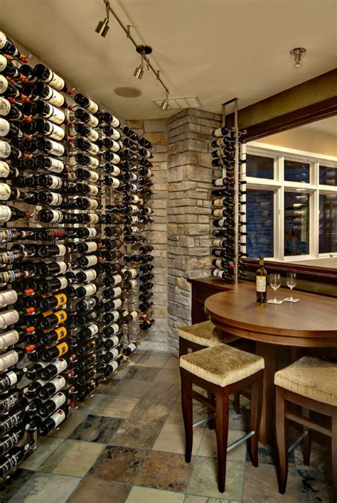 narrow kitchen cabinet 43 stunning wine cellar design ideas that you can use