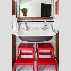 Kohler Brockway 5' Wash Sink With Drillings For Three