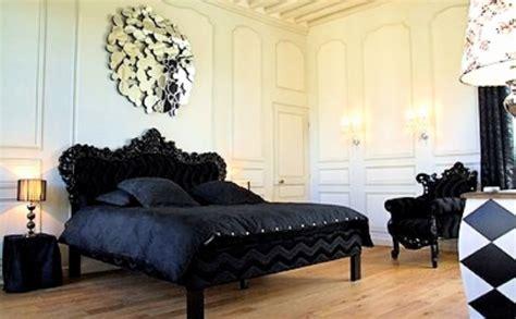 chambre baroque et noir décoration baroque tout savoir sur le style baroque dans