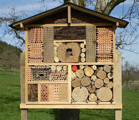 bienenhotel de wildbienen nisthilfen best 228 ubung