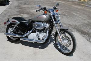 2007 Harley Davidson 883 Sportster
