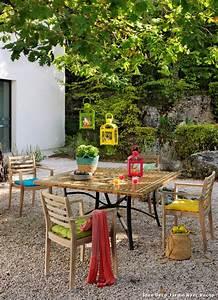 Idee Deco Avec Des Photos : idee deco jardin terrasse accueil design et mobilier ~ Zukunftsfamilie.com Idées de Décoration