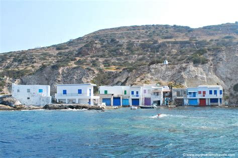 Photo Tour Milos Island Travel Greece Travel Europe