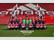 Download Wallpapers Skuad Manchester United 201516