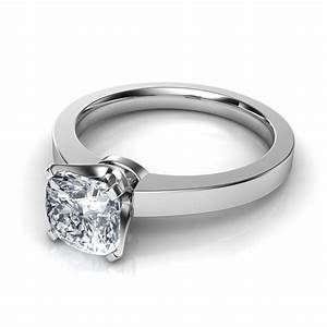 novo solitaire diamond engagement ring With wedding ring solitaire