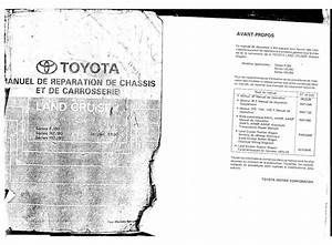 1990 Land Cruiser Chassis Body Service Manual Serie Fj80