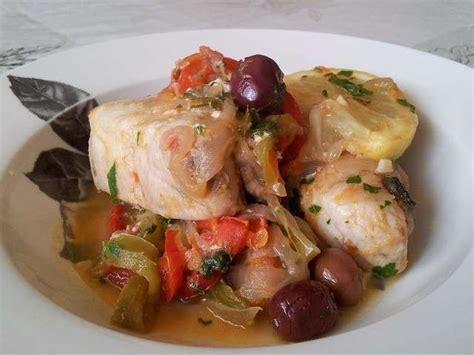 recette cuisine poisson recettes de poisson de cuisine simple et rapide
