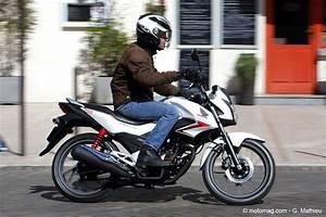 Petite Moto Honda : honda cb125f joindre l agr able l utilitaire moto ~ Mglfilm.com Idées de Décoration