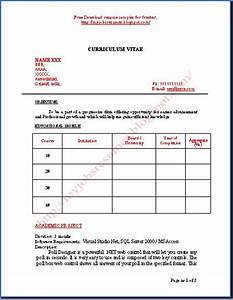 resume format for computer operator job resume ideas With online free resume maker for freshers
