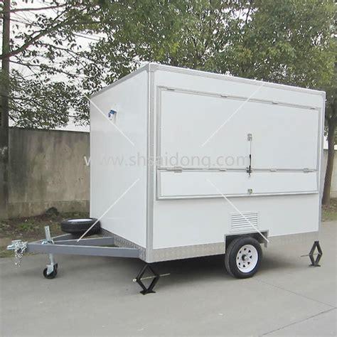 Best Design Dining Cart/used Food Trucks/mobile Kitchen