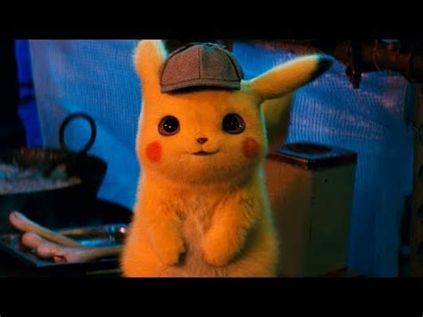 official trailer  detective pikachu  released
