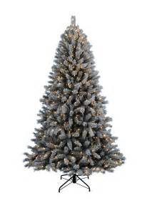 Cheap Pre Lit Pencil Christmas Trees by Fairbanks Flocked Pre Lit Christmas Tree Christmas Tree