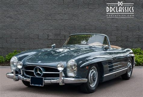 1962 Mercedes 300sl by 1962 Mercedes 300sl Roadster Is Listed Verkauft On
