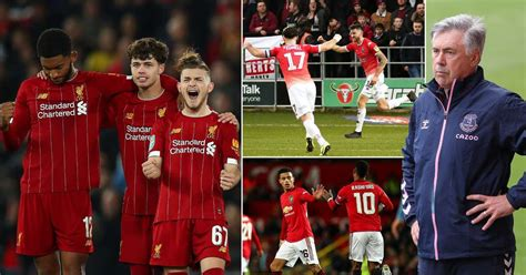 Carabao Cup draw second and third round revealed in full