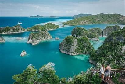 Raja Ampat Indonesia Vacation Papua West Diving