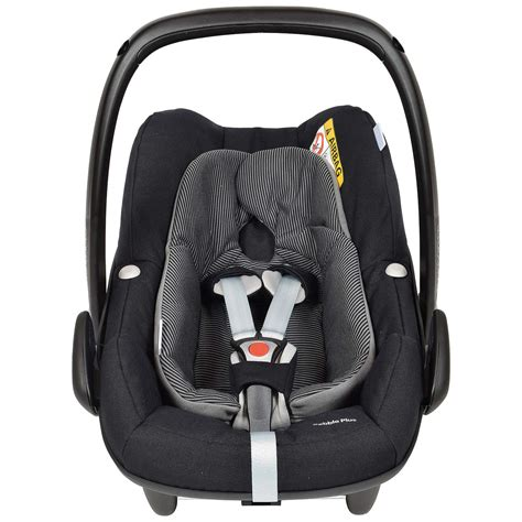maxi cosi pebble plus bezug maxi cosi pebble plus i size 0 baby car seat black at lewis