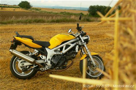 Suzuki Sv650n by Suzuki Sv 650 Motork 225 ři Cz