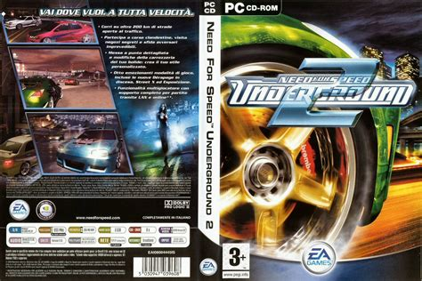 Need For Speed Underground 2 Pc Game Saves