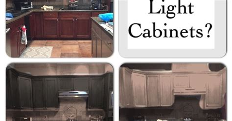 Dark Vs. Light Cabinets Installing Prehung French Doors Decorative Front Door Mats Design Decorate For Christmas Whirlpool Gold Refrigerator Problems Lowes Lg Ge Adora Best Buy Samsung