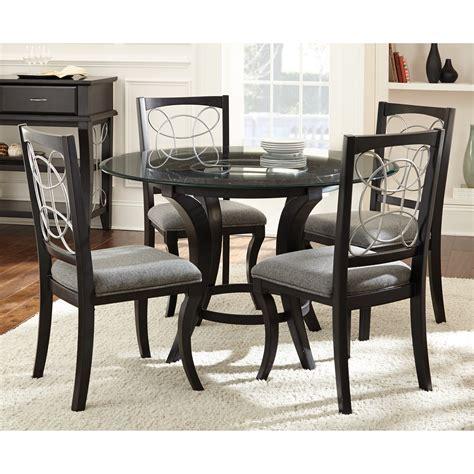 steve silver furniture cayman  piece dining set reviews