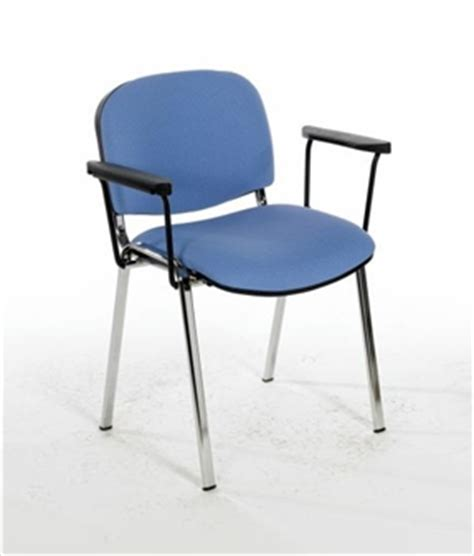 f1carms stackable vinyl reception meeting chair chrome