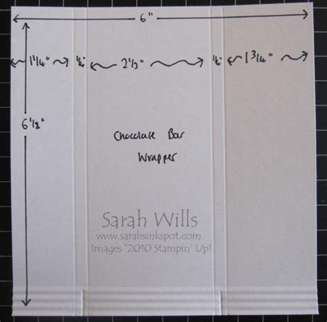 size bar wrapper template chocolate bar wrapper sarahs ink spot