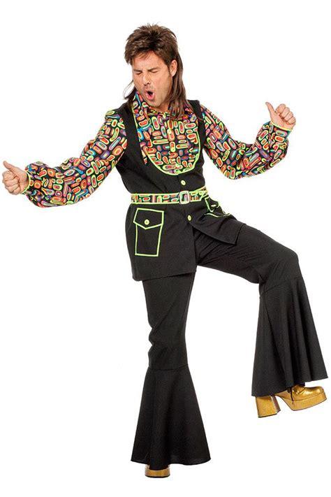 disco hemd schlagerhemd 80er jahre hemd retro herren hemd