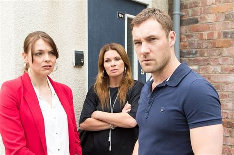 Coronation Street spoilers: Tina McIntyre murderer Rob ...
