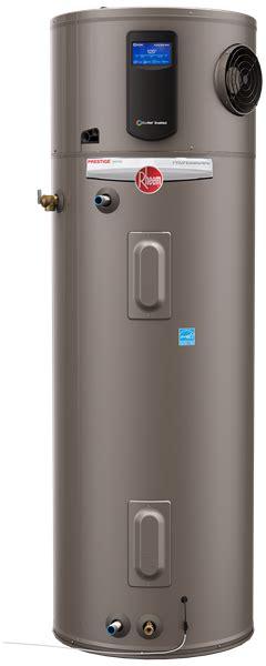 Rheem Professional Prestige™ Hybrid Electric Water Heater