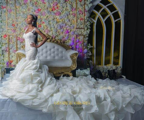 bellanaija weddings presents anita olayemis vibrant wedding  abuja alfreds bellanaija