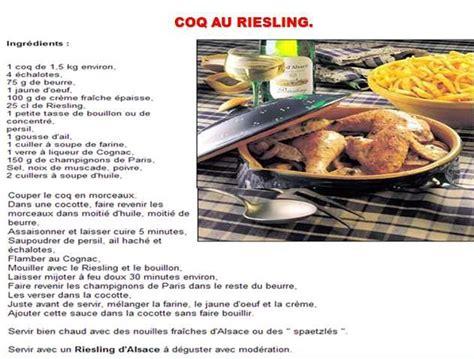 recettes cuisine alsacienne traditionnelle recette alsacienne cuisine alsacienne