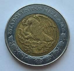 1 Dollar Mexican Peso Coin