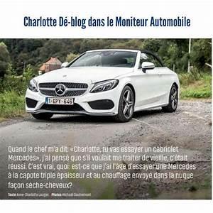Le Moniteur Automobile : ma chronique mercedes c 300 cabriolet pour le moniteur automobile charlotteauvolant ~ Maxctalentgroup.com Avis de Voitures