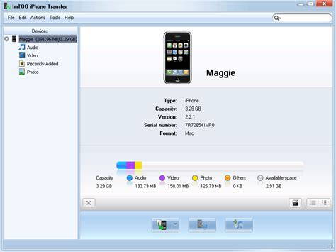 iphone transfer free imtoo iphone transfer