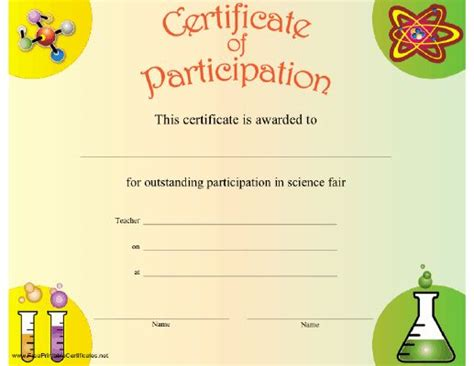 Stem Certificate Template by 64 Best Certificates Images On Certificate