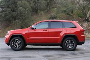 Jeep Grand Cherokee 2017 : 2017 jeep grand cherokee trailhawk review digital trends ~ Medecine-chirurgie-esthetiques.com Avis de Voitures