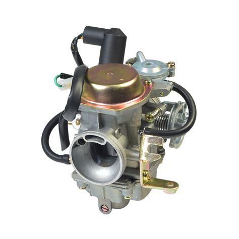 cc gy scooter carburetor  honda helix fusion