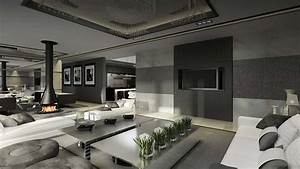 Contemporary interior design ideas for modern homes for Modern decorating ideas for home