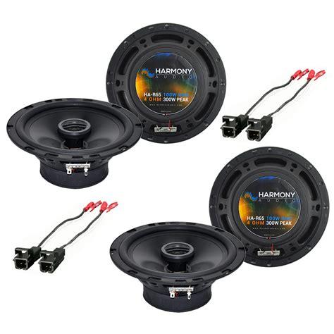 gmc envoy 2002 2009 factory speaker replacement harmony 2 r65 package new ha spk package880