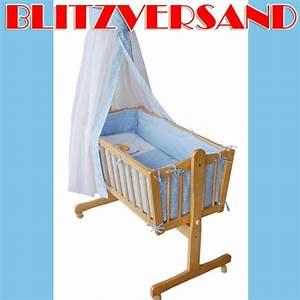 Babybett Inkl Matratze : komplette babywiege babybett stubenwagen schaukelwiege wiege inkl matratze zu ebay ~ Bigdaddyawards.com Haus und Dekorationen