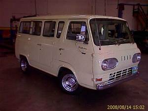 Philsphalcon 1966 Ford Econoline E150 Passenger Specs