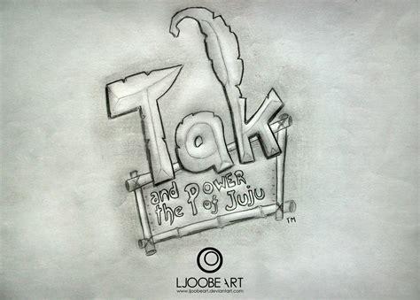 Tak An The Power Of Juju Logo By Ljoobeart On Deviantart