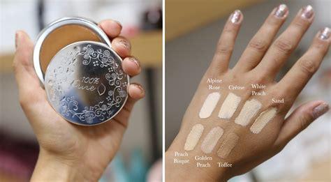 fruit pigmented cream foundation pure skincare