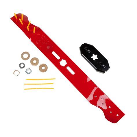 craftsman  advanced dethatching  bagging blade
