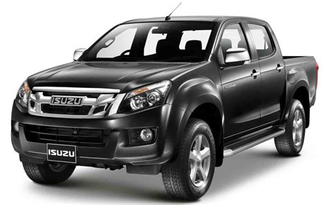isuzu dmax isuzu transforms new chevrolet colorado into d max pickup