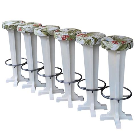1950s Bar Stools Set Of 6 1950s Bar Stools Poa Interior