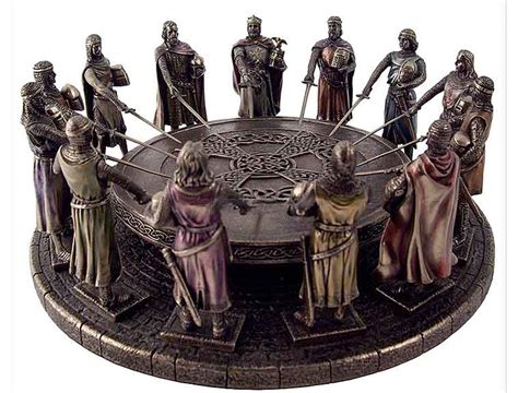 king arthur and the round table knights of the round table