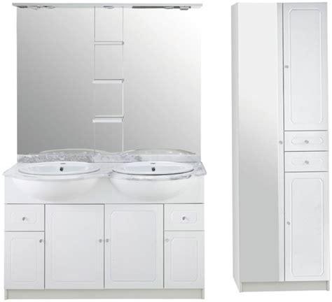 cuisine ikea blanc brillant meuble de salle de bain brico depot pas cher